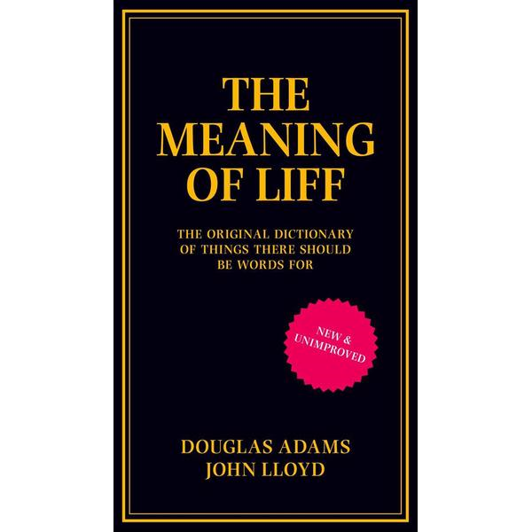 Douglas Adams | The Meaning of Liff 1