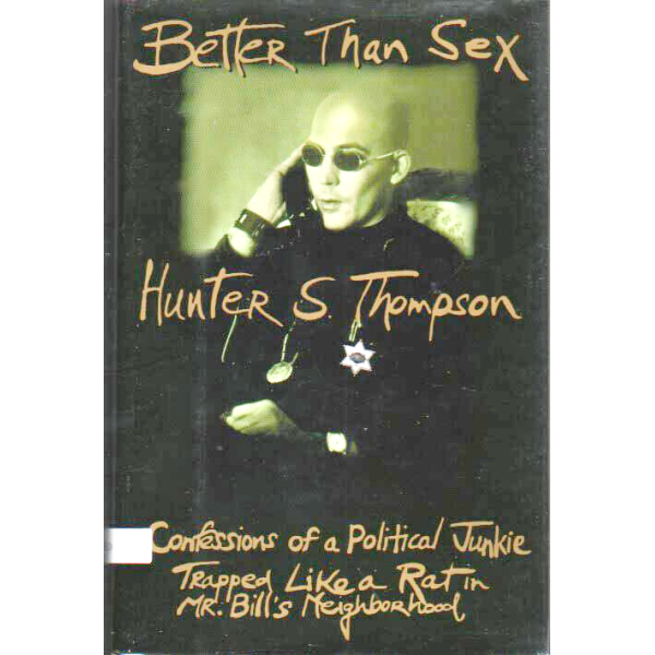 """Dr. Hunter S. Thompson 