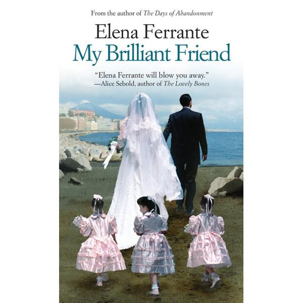 Elena Ferrante | My brilliant friend 1