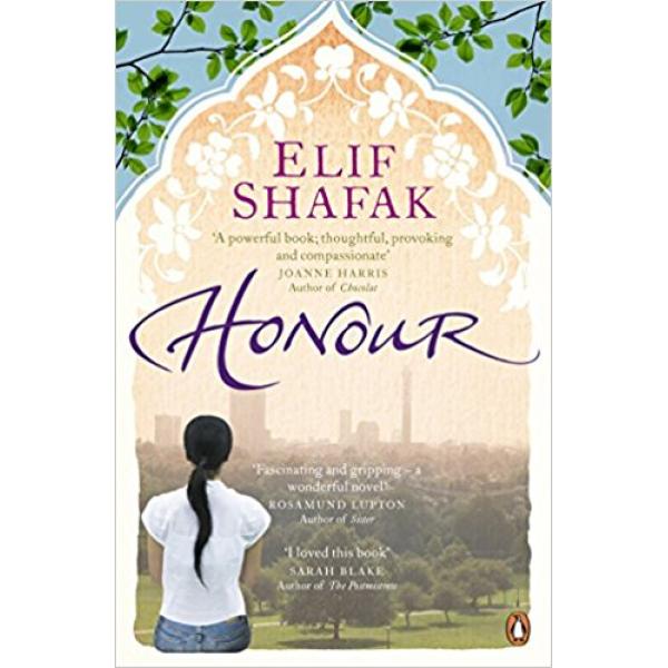 Elif Shafak   Honour 1