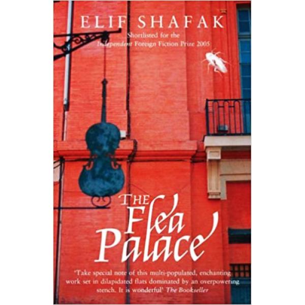 Elif Shafak  The Flea Palace 1