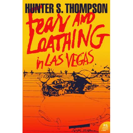,Hunter S  Thompson