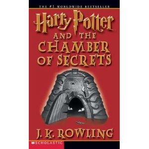J K Rowling   Harry Potter and the chamber of secrets