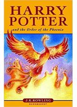 J K Rowling | Harry Potter and The Order of The Pheonix
