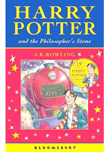 J K Rowling | Harry Potter and The Philosophers Stone