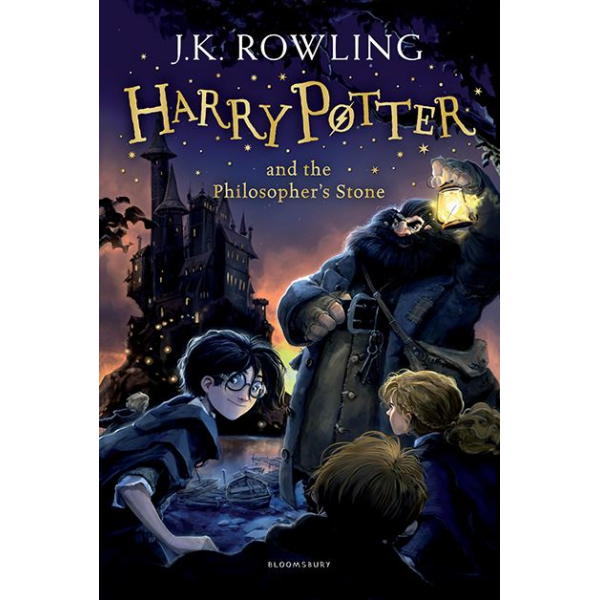 J K Rowling | Harry Potter and The Philosophers Stone 1