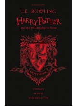 J K Rowling | Harry Potter and The Philosophers Stone: Gryffindor