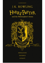 J K Rowling | Harry Potter and The Philosophers Stone: Hufflepuff