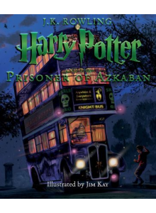 J K Rowling | Harry Potter and The Prisoner of Azkaban - Illustrated