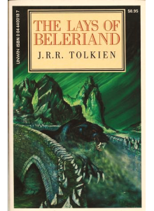 J R R Tolkien | The lays of Beleriand