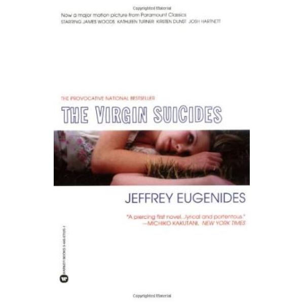 Jeffrey Eugenides | The Virgin Suicides 1