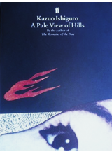 Kazuo Ishiguro | A Pale View Of Hills