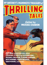 Michael Chabon | McSweeneys mammoth treasury of thrilling tales