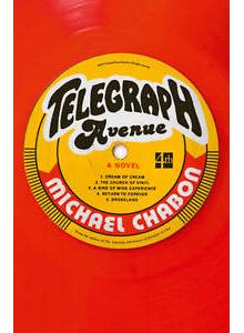 Michael Chabon | Telegraph Avenue
