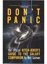 Neil Gaiman | Don't panic the official guide