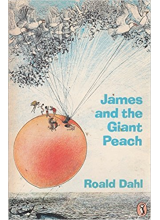 Roald Dahl | James and the giant peach