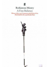 Rohinton Mistry | A Fine Balance