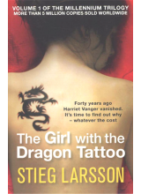 Stieg Larsson | The Girl With The Dragon Tattoo