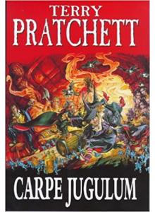 Terry Pratchett | Carpe Jugulum