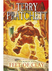 Terry Pratchett | Feet Of Clay