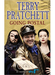 Terry Pratchett | Going Postal