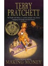 Terry Pratchett  | Making Money