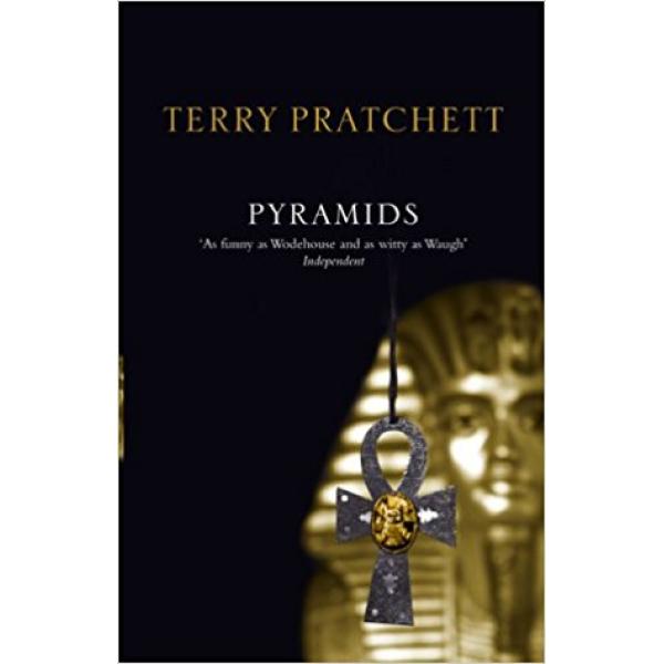 Terry Pratchett   Pyramids 1