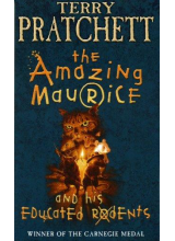 Terry Pratchett | The Amazing Maurice And His Educated Rodents
