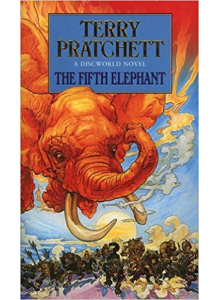 Terry Pratchett | The Fifth Elephant