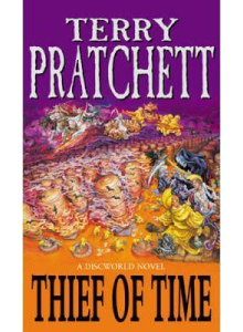 Terry Pratchett | Thief Of Time