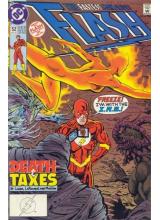 Комикс 1991-07 Flash 52