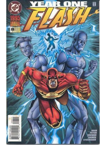 Комикс 1995 Flash Annual 08