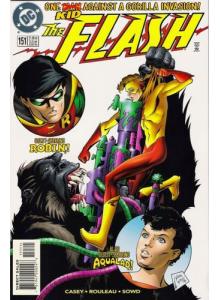 Комикс 1999-08 Flash 151