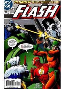 Комикс 2000-11 Flash 166