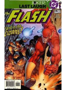 Комикс 2001-12 Flash 179