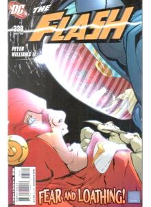 Комикс 2008-05 Flash 238