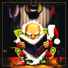 Поздравителна картичка Коледна Депресия