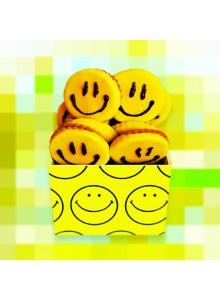 Поздравителна картичка Smiley Face Cookies