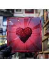 Поздравителна картичка Сърце