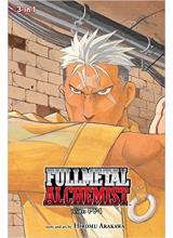 Манга | Fullmetal Alchemist 3-in-1 vol.04 05 06