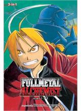 Манга | Fullmetal Alchemist 3 in 1 vol.1 2 3