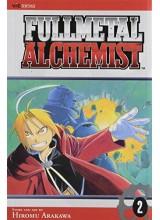 Манга | Fullmetal Alchemist vol.02