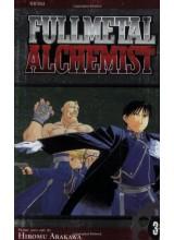 Манга | Fullmetal Alchemist vol.03