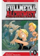 Манга | Fullmetal Alchemist vol.06
