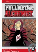 Манга | Fullmetal Alchemist vol.13