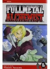 Манга | Fullmetal Alchemist vol.16