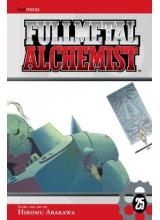 Манга | Fullmetal Alchemist vol.25