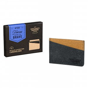GEN302 Card Holder Recycled Leather