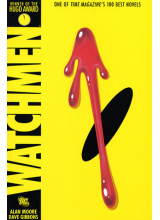 Alan Moore and Dave Gibbon | Watchmen