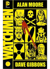 Alan Moore l Watchmen The Deluxe Edition